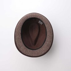 画像5: KNIT MANISH HAT(ニットマニッシュハット)SE420 ブラウン (5)