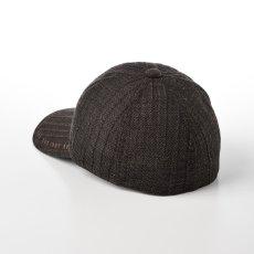 画像2: KARAMI CAP(カラミ キャップ)SE533 ブラウン (2)