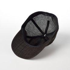 画像3: KARAMI CAP(カラミ キャップ)SE533 ブラウン (3)