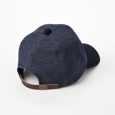 画像2: VELVETTEEN CAP(ベルベッティーンキャップ)SE560 ネイビー (2)