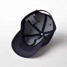 画像4: DENIM CAP(デニムキャップ)SE589 ネイビー (4)