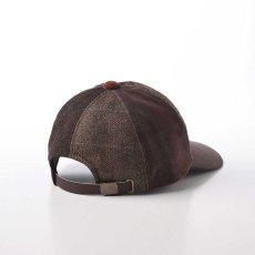 画像2: PATCHWORK CAP(パッチワークキャップ)SE611 ブラウン (2)