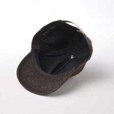 画像4: PATCHWORK CAP(パッチワークキャップ)SE611 ブラウン (4)