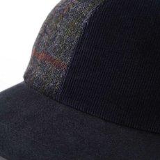 画像3: PATCHWORK CAP(パッチワークキャップ)SE611 ネイビー (3)