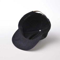 画像4: PATCHWORK CAP(パッチワークキャップ)SE611 ネイビー (4)