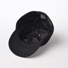 画像4: CASHMERE CAP(カシミヤ キャップ)SE635 ブラック (4)