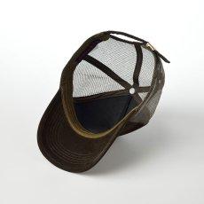 画像3: MESH CAP(メッシュキャップ)SE488 カーキ (3)