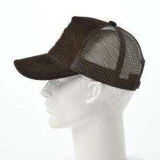 画像5: MESH CAP(メッシュキャップ)SE488 カーキ (5)