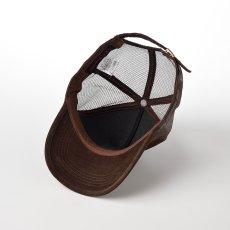 画像3: MESH CAP(メッシュキャップ)SE488 ブラウン (3)