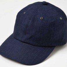 画像5: 6 PANEL CAP(6パネルキャップ)SE441 ネイビー (5)