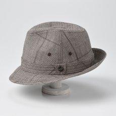 画像3: LINEN HAT(リネンハット)SE448 ブラウン (3)