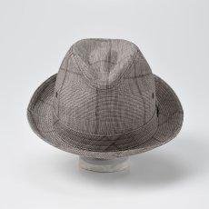 画像5: LINEN HAT(リネンハット)SE448 ブラウン (5)