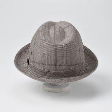 画像6: LINEN HAT(リネンハット)SE448 ブラウン (6)