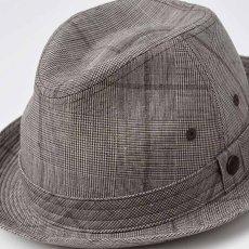 画像7: LINEN HAT(リネンハット)SE448 ブラウン (7)