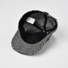 画像4: WASHABLE TWEED CAP(ウォッシャブルツイードキャップ)SE473 ブラック (4)