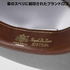 画像7: STETSONIAN REPRO(ステットソニアン リプロ)ST204 ライトグレー (7)