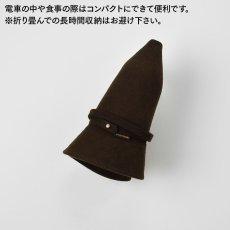画像7: PACKABLE HAT(パッカブルハット)SE503 ブラック (7)
