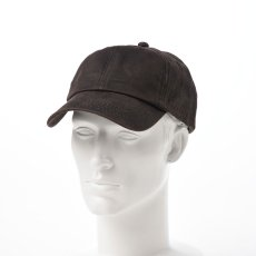 画像5: DISTRESSED COTTON CAP(ディストレスト コットンキャップ)ST195 ブラウン (5)