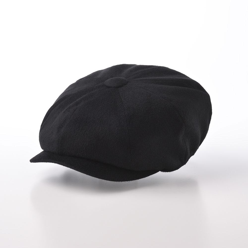 画像1: CASHMERE CAS(カシミヤ キャス)SE630 ブラック (1)