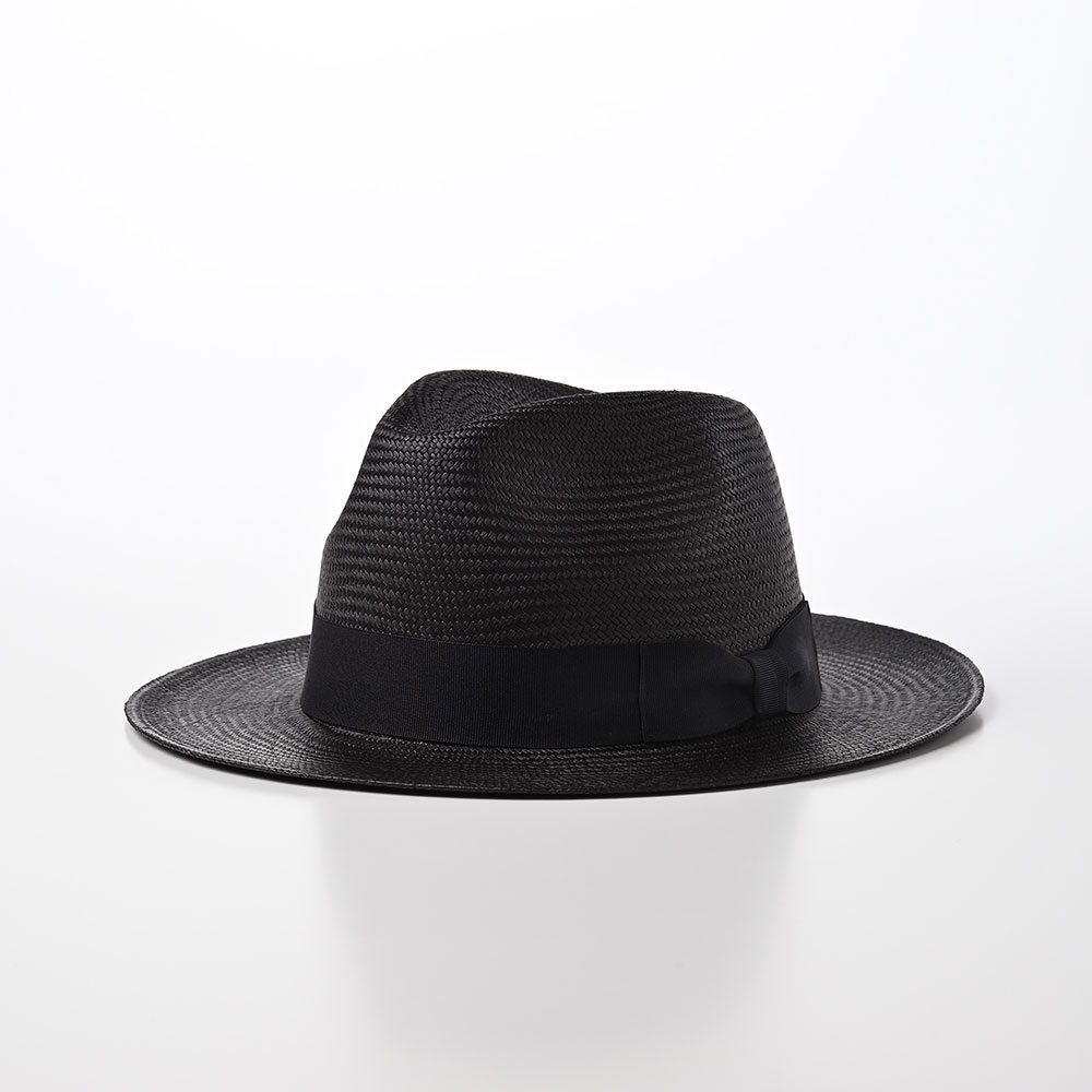 画像1: MANISH PANAMA(マニッシュ パナマ)SE601 ブラック (1)