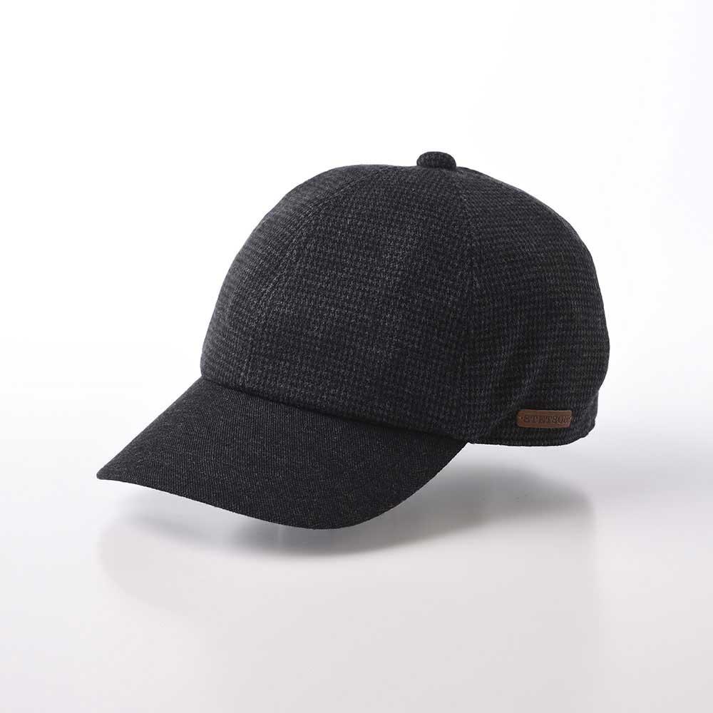 画像1: KNIT BASEBALL CAP(ニット ベースボールキャップ)SE626 チャコールグレー (1)