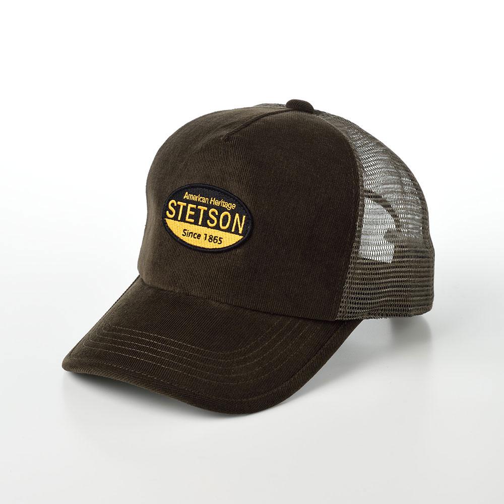 画像1: MESH CAP(メッシュキャップ)SE488 カーキ (1)