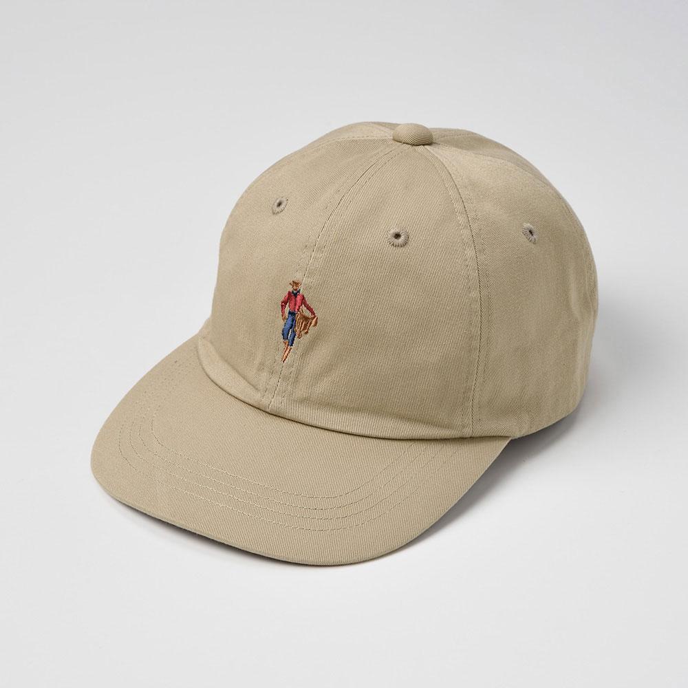 画像1: MASCOT CAP(マスコットキャップ)SE409 ベージュ (1)
