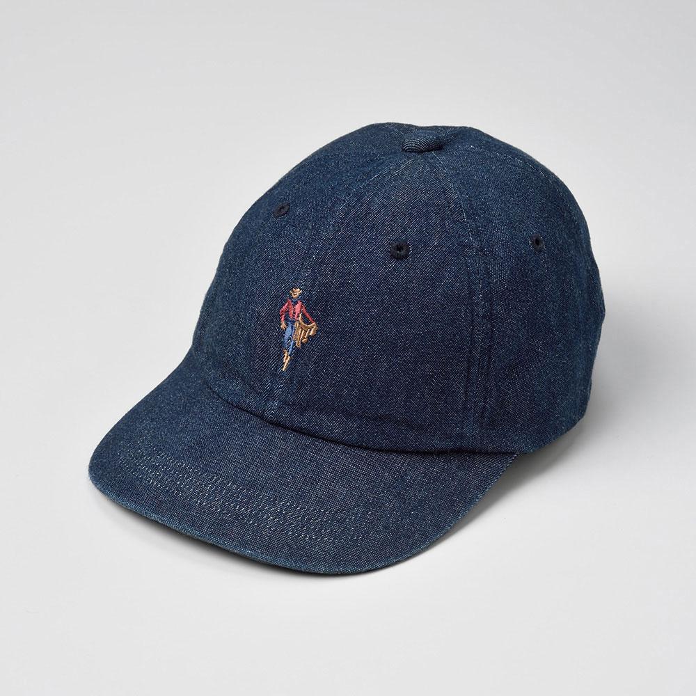 画像1: MASCOT CAP(マスコットキャップ)SE409 ネイビー (1)