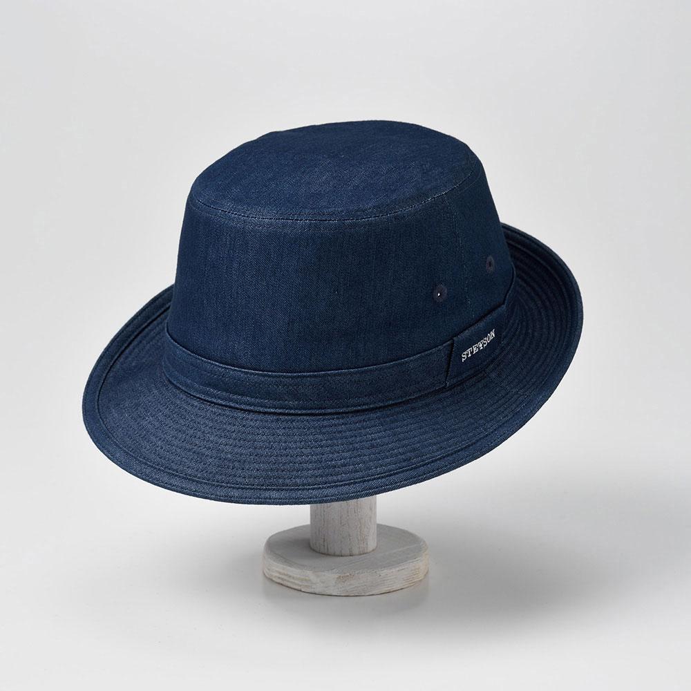 画像1: COOL MAX DINIM ALPEN(クールマックスデニム アルペン)SE188 ブルー (1)