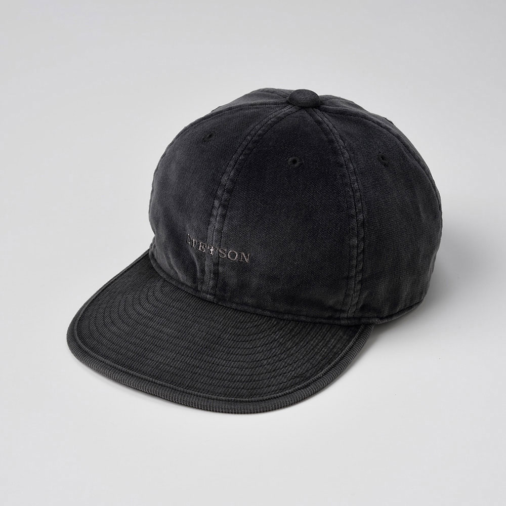 画像1: CORDUROY CAP(コーデュロイキャップ)SE127 グレー (1)