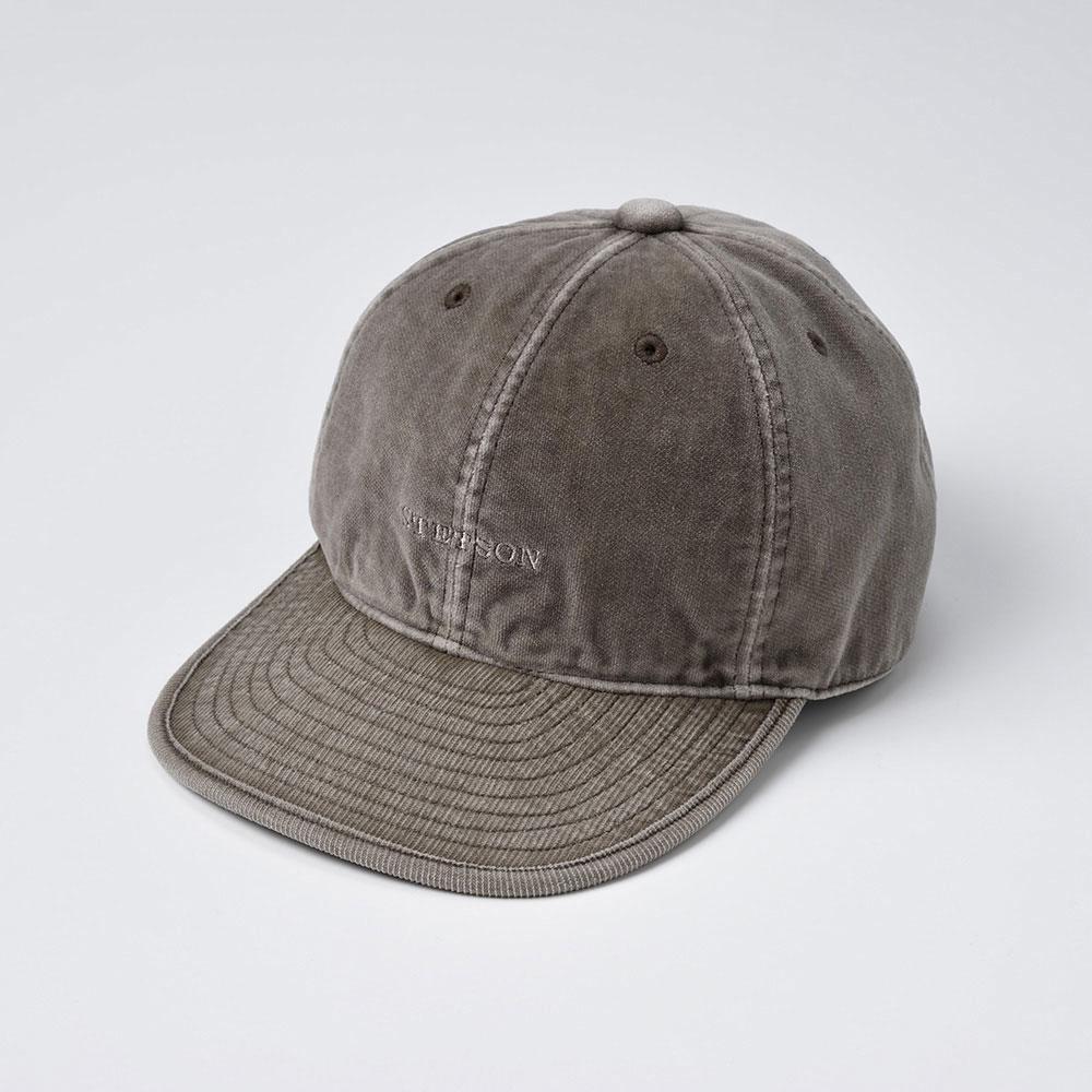 画像1: CORDUROY CAP(コーデュロイキャップ)SE127 ライトブラウン (1)