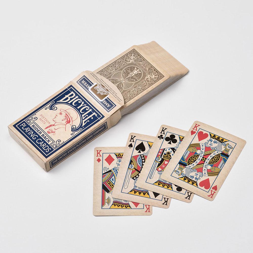画像1: STETSON PLAYING CARDS(ステットソン プレイングカード) (1)